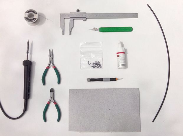 3D Printed Mini USB Vacuum Cleaner