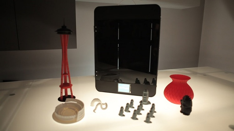 Meet Adam+ - a 3D Printer With Four Functions Combined Into One Machine