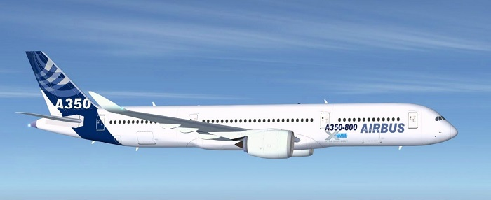 A350 Planes to Get 3D Printed Parts from Materialise