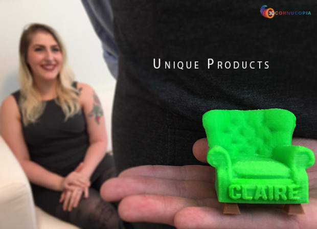 A 3D Print for Each House. Get a Customized 3dee