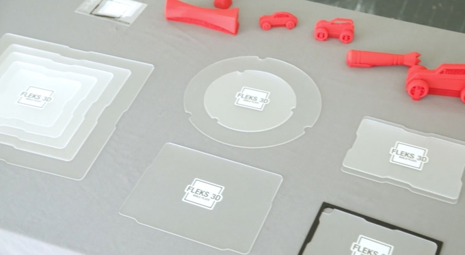 New Fleks3d Printing Plates Guarantee Comfortable and Efficient Workflow