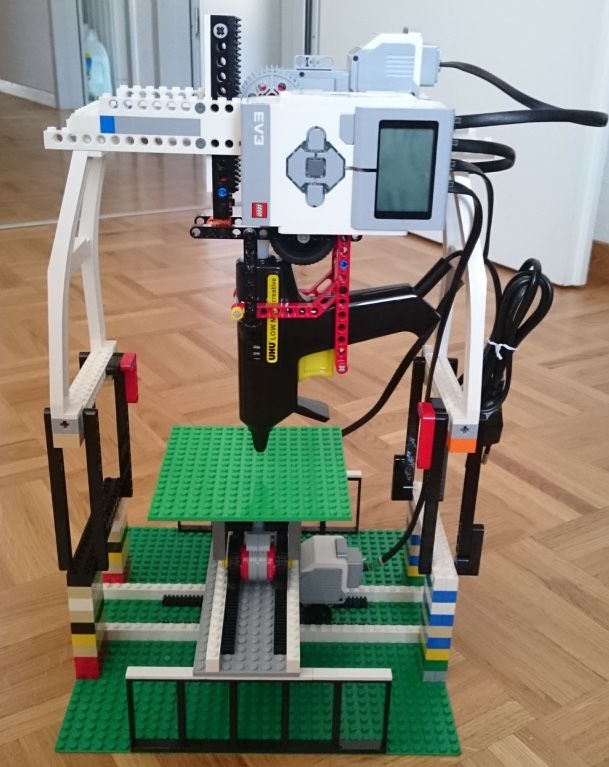 The Lego Printer 3.0 is More Powerful than Previous Versions