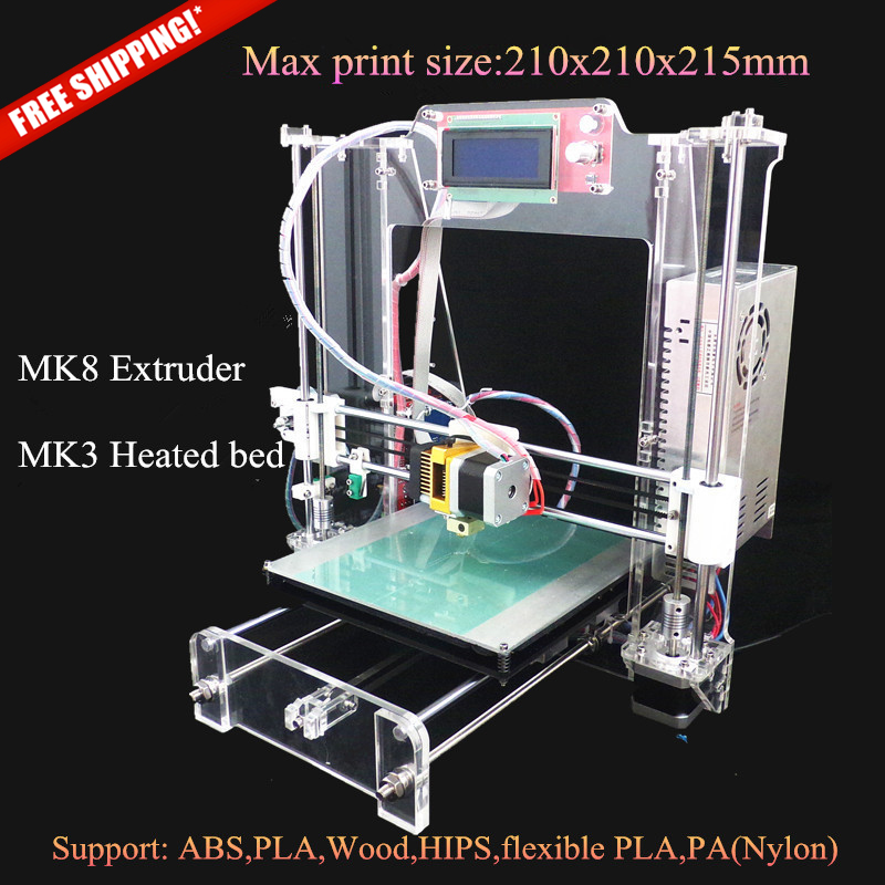 Prusa Xi3 – a New Desktop 3d Printer. Now Available in 3D Printers Online Store