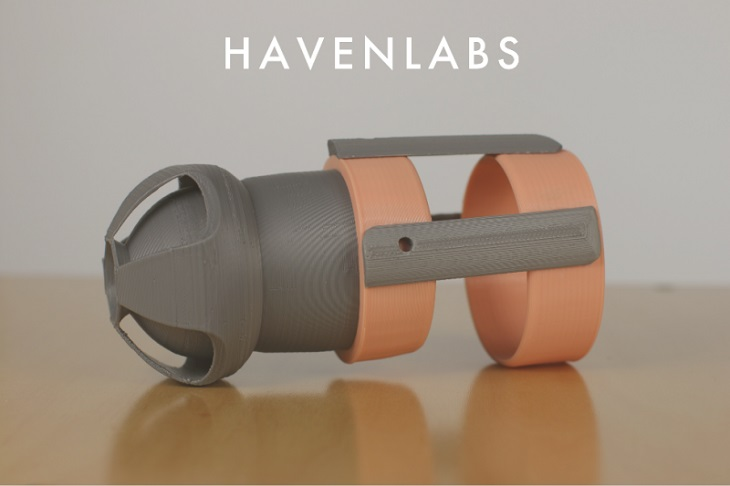 Havenlabs Campaign to Give Veterans 3D Printed Prosthetics