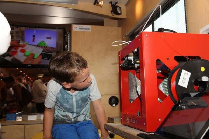 3D Printing as a Very Important Factor in Interactive Learning