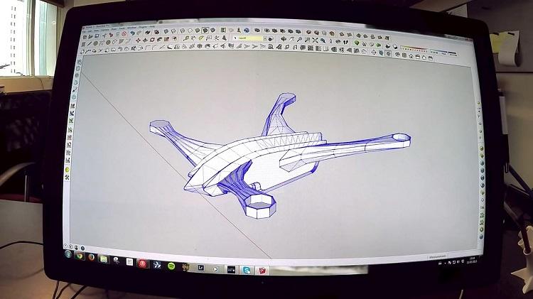 3D Printing a Quadcopter