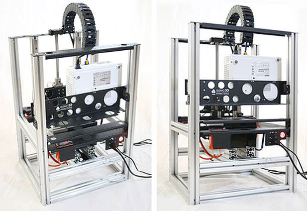 Speedy Printing With Gizmo 3D Printers