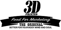 Healthy 3D Printed Food By Goahead Digital Agency
