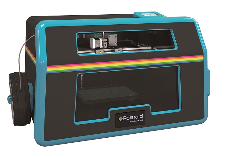 Polaroid is Going the Distance with a New 3D Printer