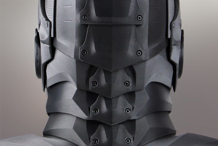 Cosplayers Would Enjoy 3D Printed Costumes from Zortrax