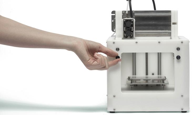 Buildclass Helps Johns Hopkins Students Build Own 3D Printer