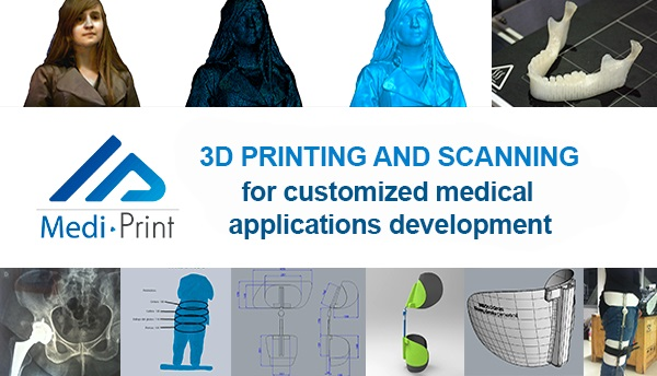 Mediprint – Customised Medical Applications
