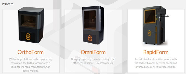 OrthoForm & OmniForm Releases, Structo Also in Development of New Material