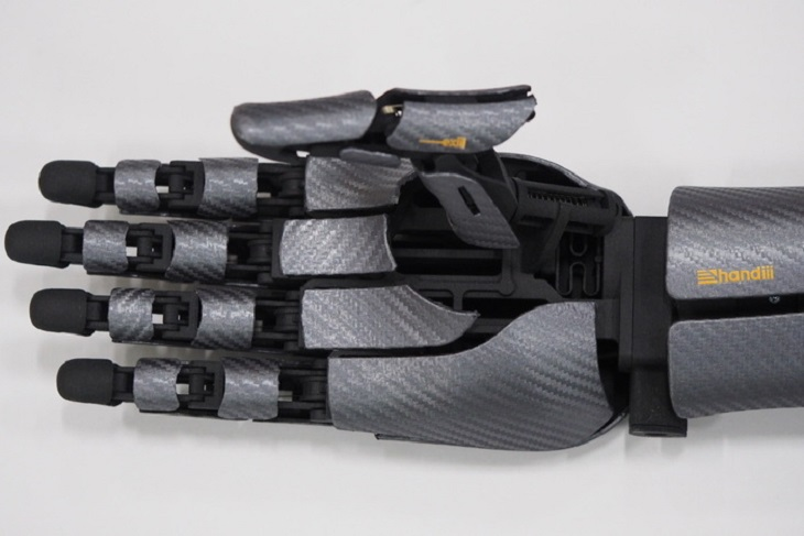Exiii's Amazing Collection of Cheap 3D-Printed Prosthetics for the Physically-Challenged