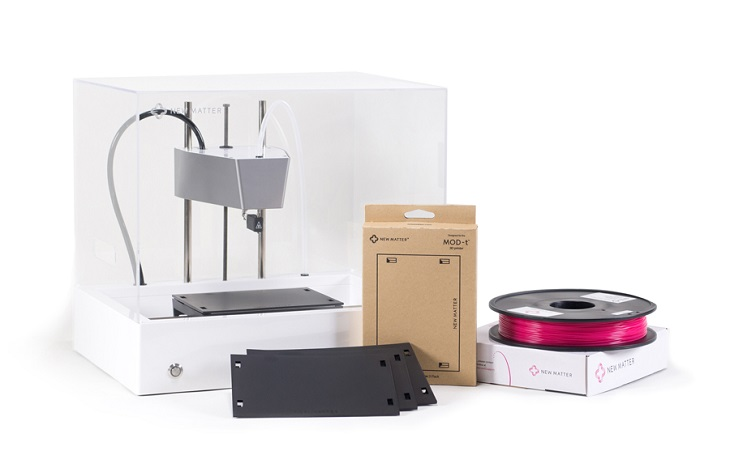 New Matter Provides 3D Printers and Supplies to Schools and Universities