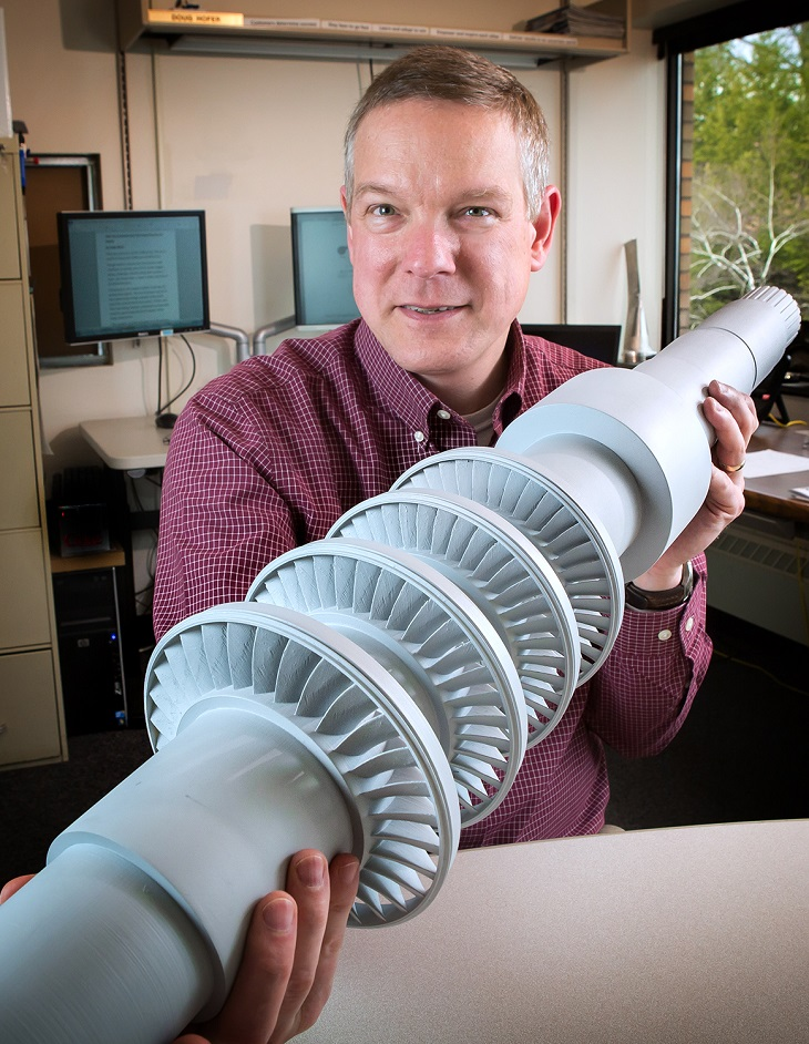 3D Printing: Mini Turbines To Power 10,000 Homes