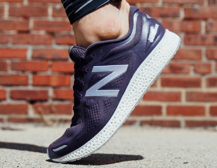 The Zante Generate, The First 3D Printed New Balance Running Shoe