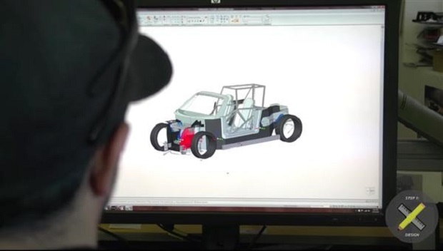 How To Print The First Road-Ready 3D Printed Car