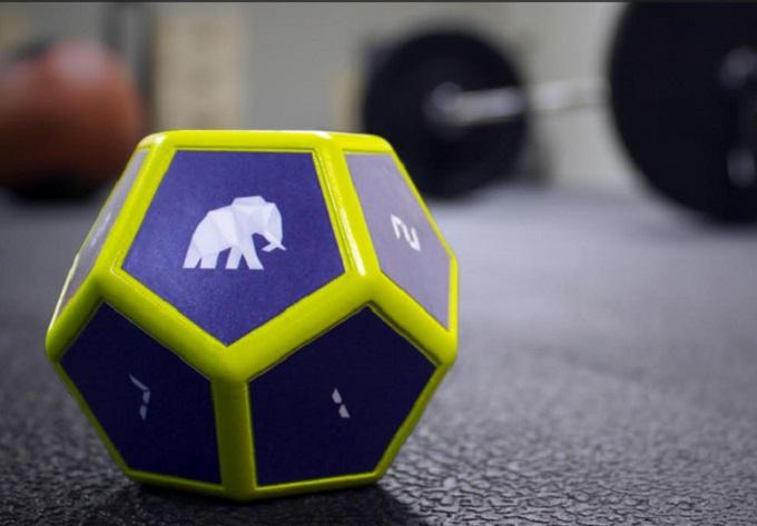 A 3D Printed Elephant Timer