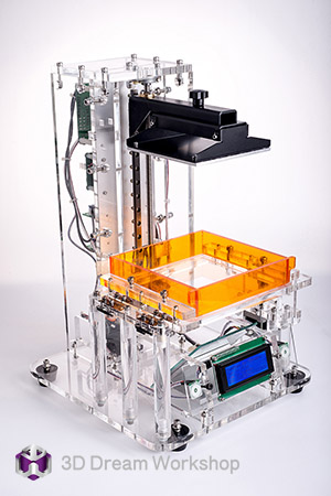 The Funplay DIY 3D Printer