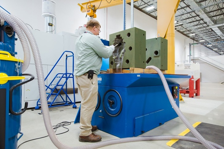 GE's Center for Additive Technology Advancement