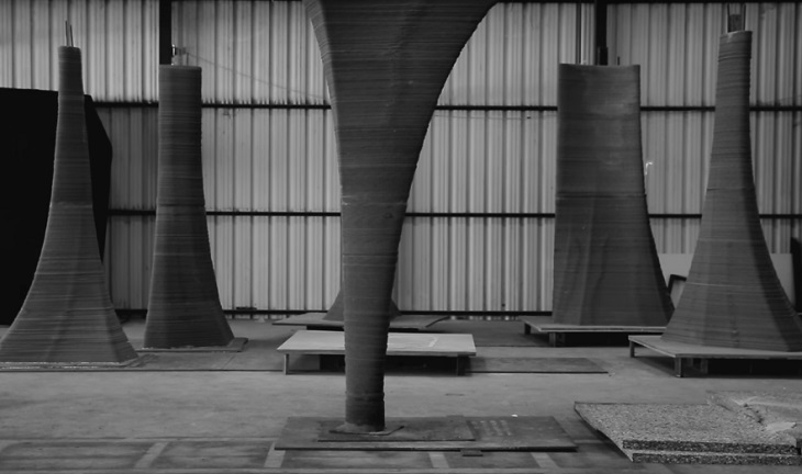 3D Printable Cement for 3D Printing Houses and Structures Construction