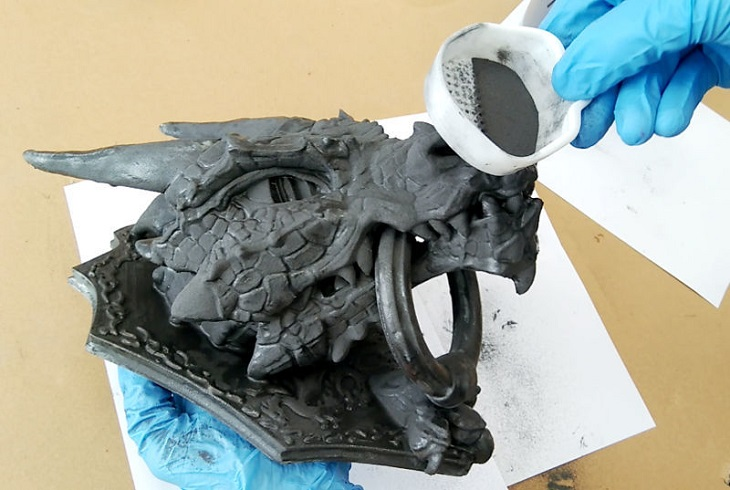 How to Create Your Own 3D Printed Door Knocker with Dragon Design