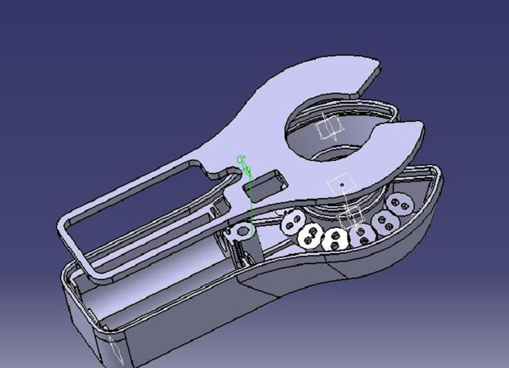 3D Printed Vein Finders