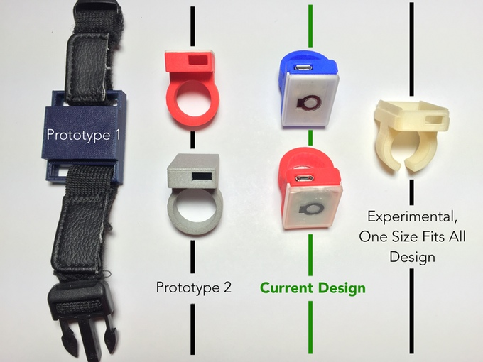 3D Printed Device for Parkinson's Disease Monitoring