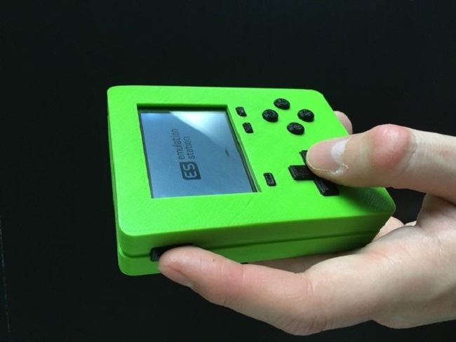3D Printed Gaming Console: The Pirakeet