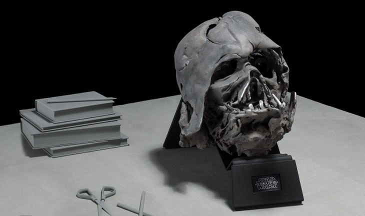 Lucasfilms Launch the 3D Prop Replicas of Star Wars
