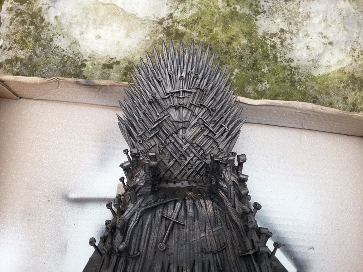 Top Amazing 3D Printed Game of Thrones Props