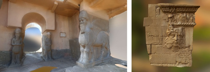 The Restoration of Iraq's Museum Using 3D Printing Technology