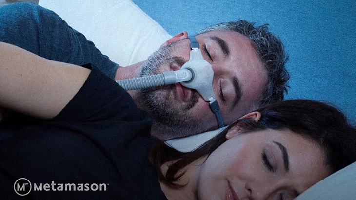 Metamason's 3D Printed CPAP Masks