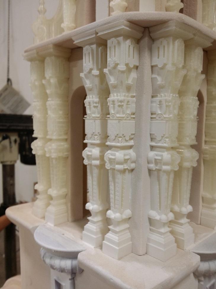 San Diego Model Railroad Museum 3D Printed Decorations