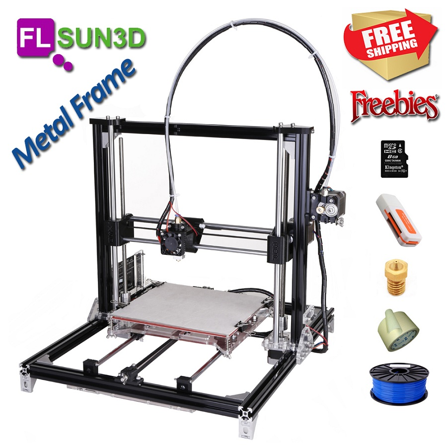 Purchase Flsun 3D Printers for Only $219 at 3D Printers Online Store