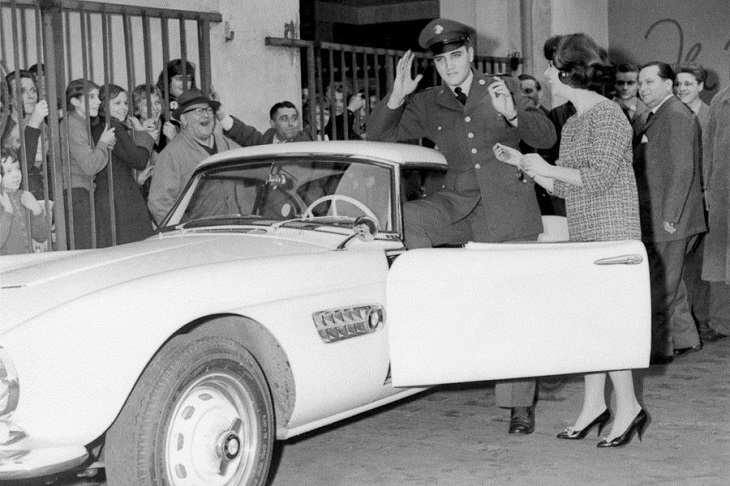 Restoring the Classic BMW 507 Racecar of Elvis Presley Using 3D Printing Technology