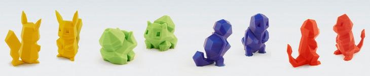 3D Printable Pokemon Go Items
