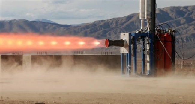 3D Printed Mini-Rocket Tested by Vector Space Systems