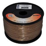 Octave -  Brown ABS 3D Printer Filament