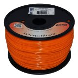 Octave -  Orange ABS 3D Printer Filament