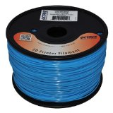 Octave -  Glow in the Dark Blue ABS 3D Printer Filament