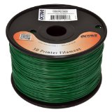 Octave -  Green ABS 3D Printer Filament