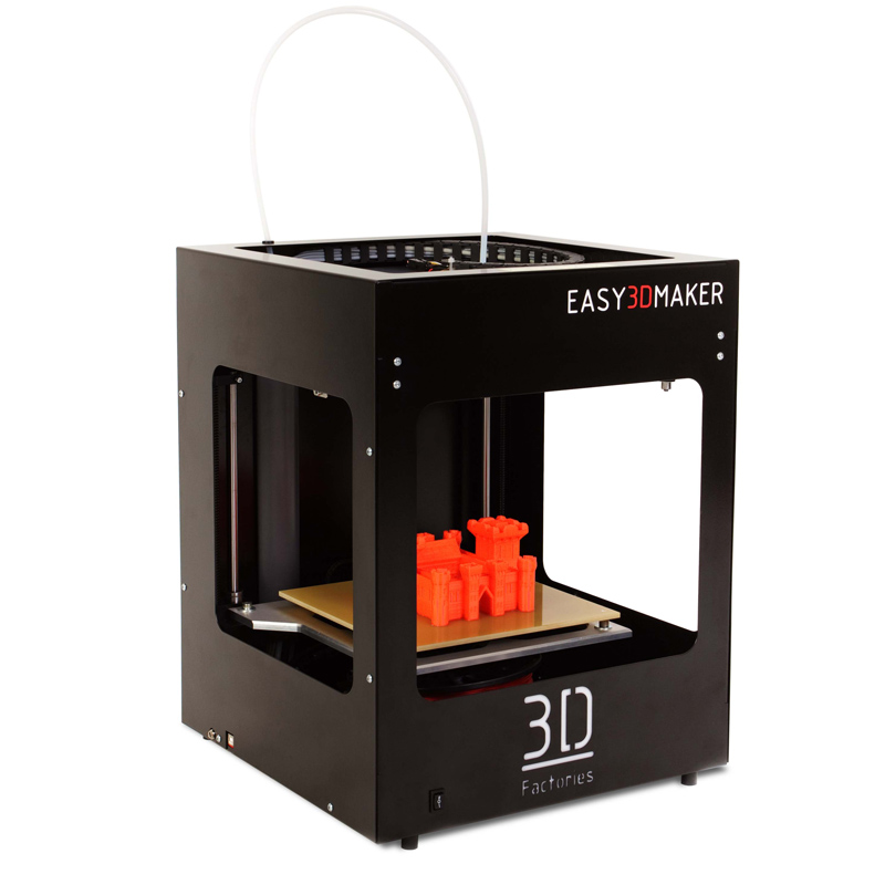 3D Printer 3DFactories Easy3DMaker