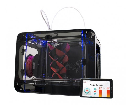 3D Printer Airwolf 3D AW3D HD-R