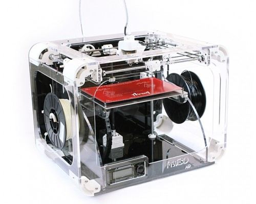 3D Printer Airwolf AW3D HD