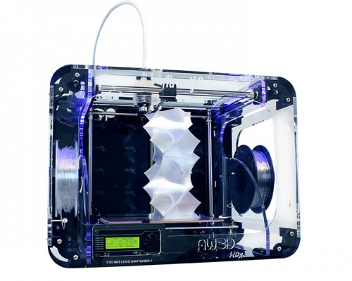 3D Printer Airwolf 3D AW3D HDX