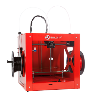 3D Printer Builder Dual-Feed Extruder