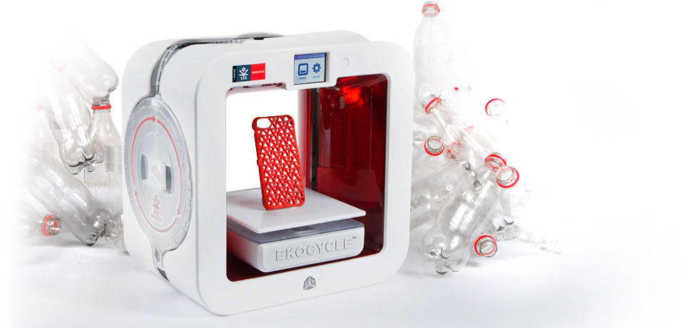3D Printer Cubify EKOCYCLE