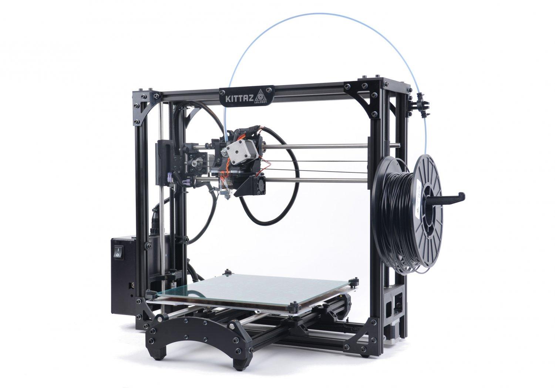 3D Printer LulzBot KITTAZ